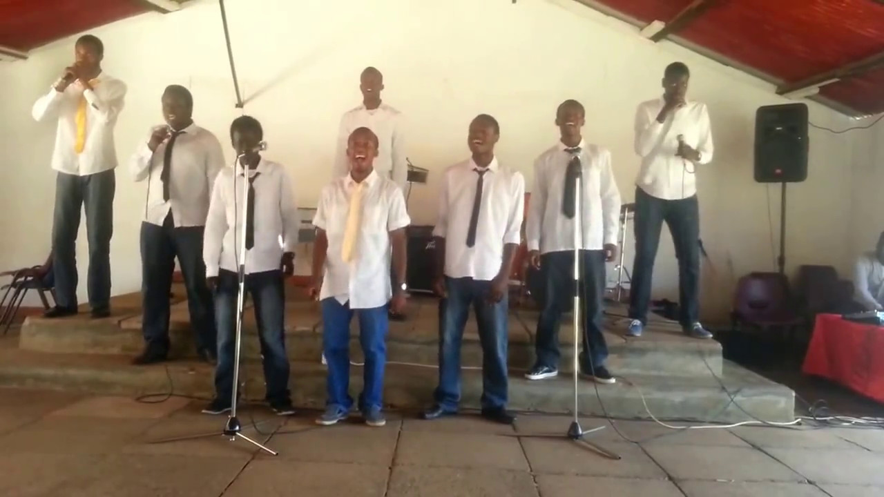 Mabalozi Acapella: He leadeth me - YouTube