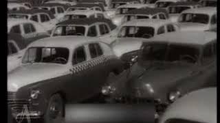 Автомобиль ГАЗ М 20 «Победа» 1946г - 1958г