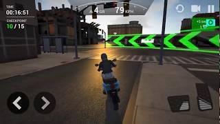 Ultimate Motorcycle Simulator combines