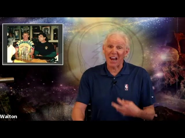 BILL WALTON: Paying It Back After Spine Surgery