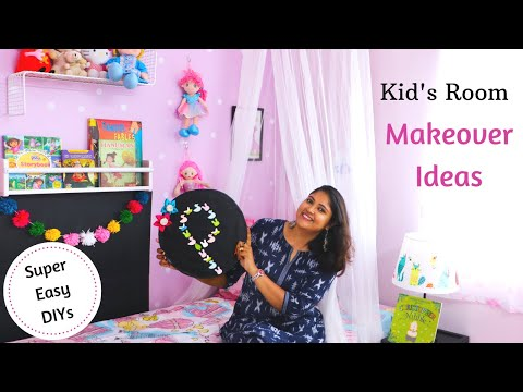 top-7-budget-friendly-kid's-room-makeover-ideas-/-kid's-room-decoration-/-easy-diys-/-room-tour