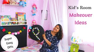 TOP 7 Budget Friendly Kid's Room Makeover Ideas / Kid's Room Decoration / Easy DIYs / Room Tour