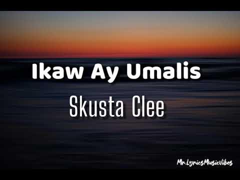 Ikaw Ay Umalis - Skusta Clee x Just Hush x Yuri Dope (HD lyrics)🎶