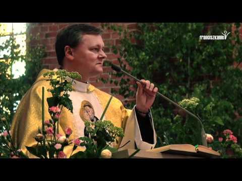 Gdynia: odpust św. Antoniego 2012 - homilia