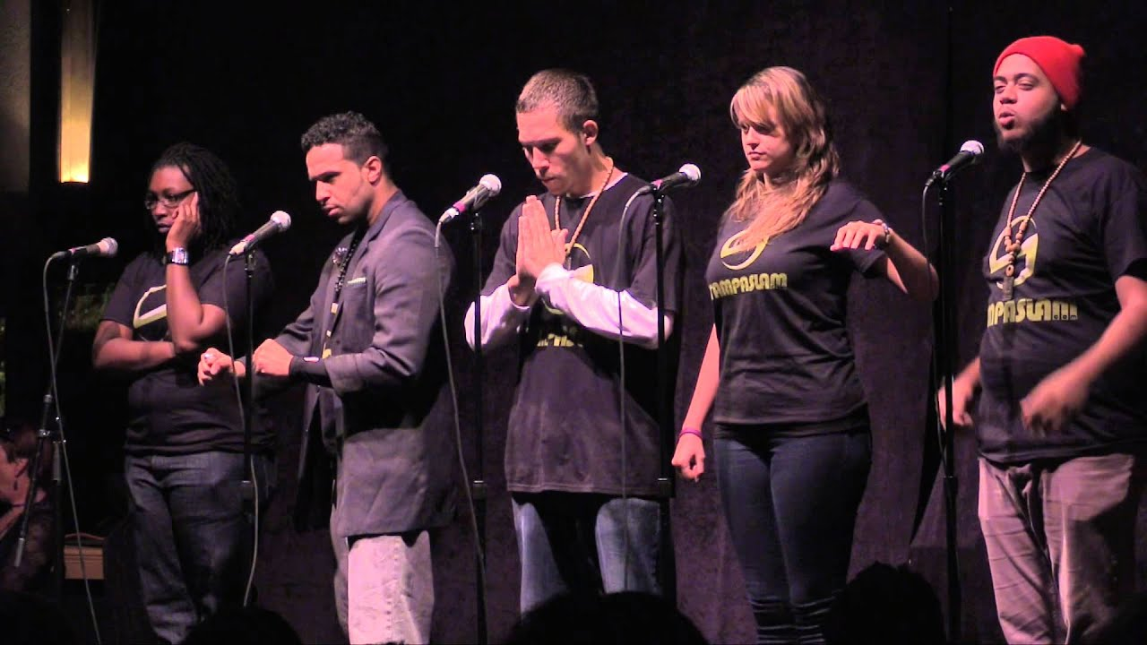2014 National Poetry Slam Group Piece Finals