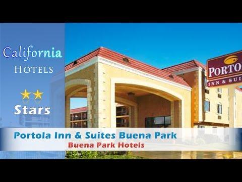 Portola Inn & Suites Buena Park, Buena Park Hotels - California