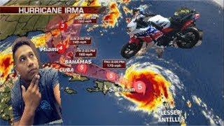 Was hurricane Irma planned by the Gov ?
