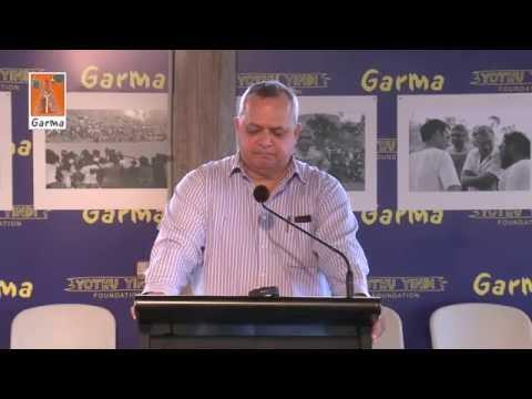 2016 Garma Key Forum: Eddie Fry, The Indigenous Estate