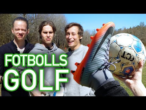 Fotbollsgolf! | I Just Want To Be Cool VS