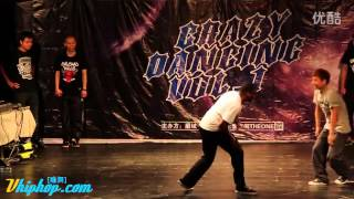 Franqey vs bingo semi final@ Crazy dancing vol1
