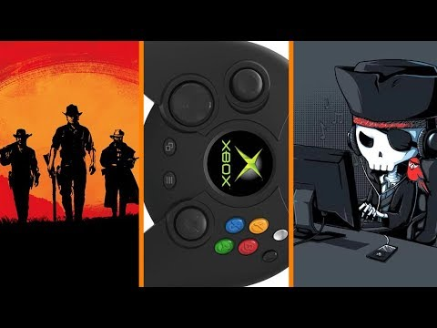 Red Dead Redempton 2 Teaser + Xbox Duke IS BACK + Piracy DOESN