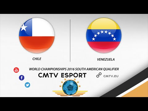 CS:GO - Chile vs Venezuela - BO3 -The World Championships 2016 South American Qualifier
