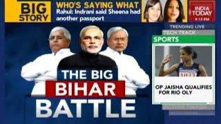 PM Modi Target In Joint Sonia-Nitish-Lalu Attack