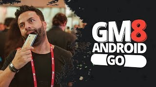 General Mobile GM 8 Go ön inceleme - 99 Euro ve Android Oreo Go - MWC 2018