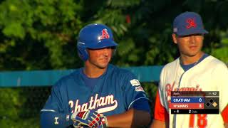 Robert Marcello Play-by-Play Fox Sports (Chatham vs Hyannis)