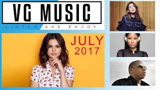Музыкальные клипы/новинки за июль 2017 / New Music Videos July 2017