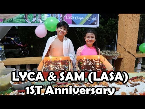 1st Year FRIENDSHIP and PARTNERSHIP ANNIVERSARY of  Team LASA. Enjoy Lang Sa Swimming Pool & Food.