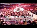 Killing In The Name - Rage Against The Machine / Rockin'1000 in Frankfurt