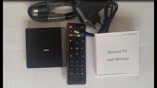 TV Box HK1 Mini з Android 8 1 за смішною ціною. Розпакування, налаштування та робота TV Box HK1 Mini