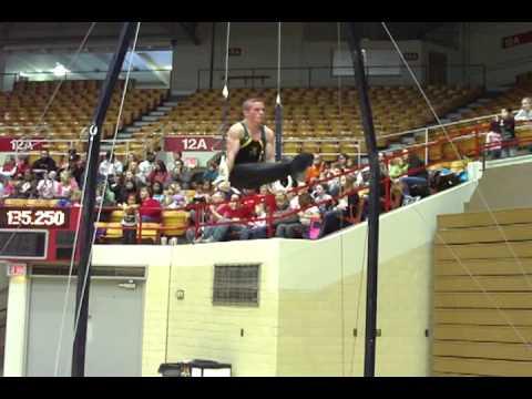 Matthew Power Rings at Ohio State University 2011