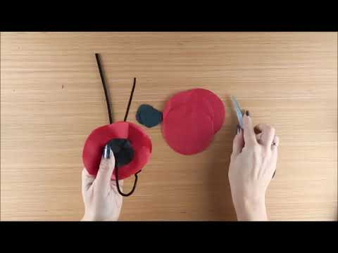 #MakeitMonday | Beautiful Poppies to mark Remembrance Day