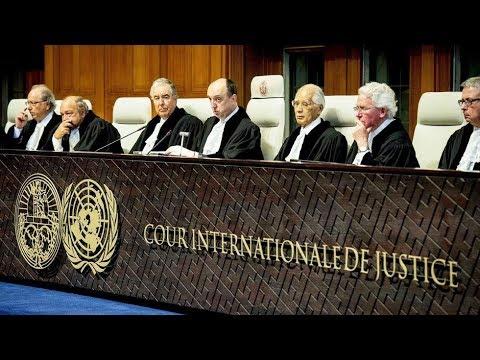 Demandan a Maduro en la Corte Penal Internacional