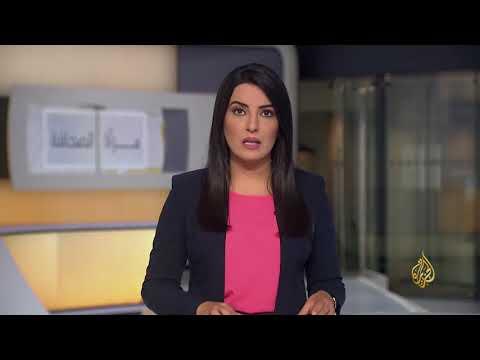 مرآة الصحافة 22/10/2017  - نشر قبل 3 ساعة