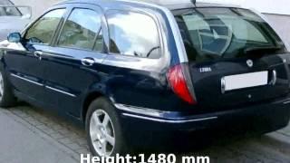 2005 Lancia Lybra Station Wagon 1.9 JTD  Price Transmission Exhaust Engine Power Engine