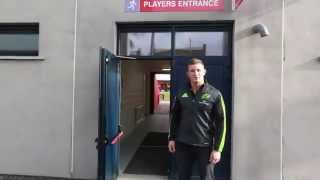Cian Bohane Showcases Irish Independent Park
