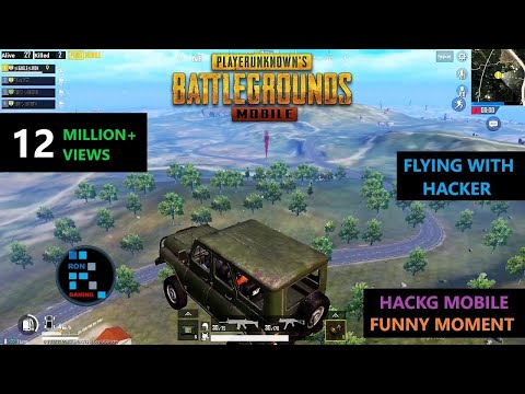 [Hindi] PUBG MOBILE | I FOUND HACKER(CHEATER) AND ASKED HIM TO FLY THE CAR