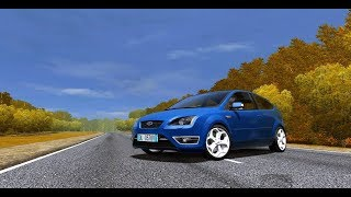 City Car Driving - Ford Focus ST III 2006 | + Download [ LINK ] | 1080p & G27