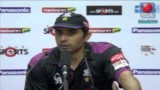 Indo-Pak cricket is the most watched in the world, says Misbah-ul-Haq