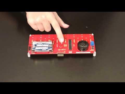 Bryanna's Starter Project - Mini Keyboard