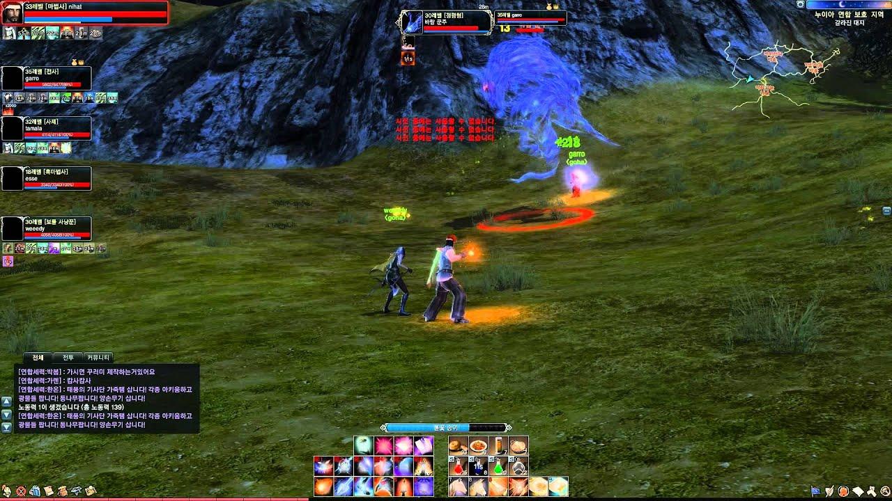 Видео ArcheAge CBT4 Raid Boss 30 lvl