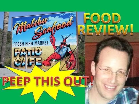Malibu Seafood Review!  Peep THIS Out!