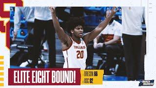 Oregon vs. USC - Sweet 16 NCAA tournament extended highlights