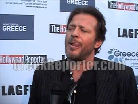 Costas Mandylor talks about SAW VI  and his Greek heritage