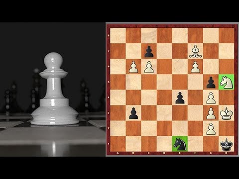 Chess Puzzle With Some Insane Underpromotions