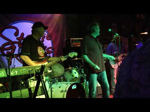"The King Bees ""Let The Good Times Roll"" at Stevie Ray's Blues Bar in Louisville, Kentucky"