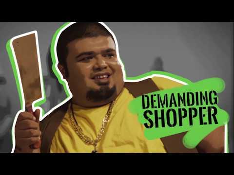Goto: Eid Mubarak. (Demanding Shopper!)