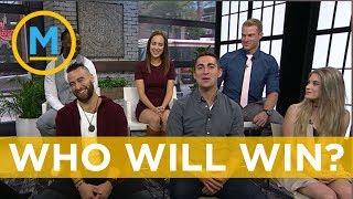 Final three The Amazing Race Canada Teams talk a little smack before tonight's final | Your Morning