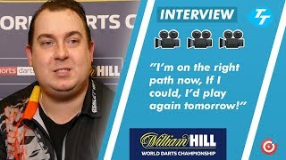 Kim Huybrechts HAS THE DESIRE back!