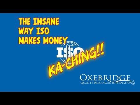 The Insane Way ISO Makes Money (Oxebridge Examiner Series # 1)