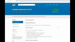 Cloudy Warehouses: Simplifying Snowflake & pandas DataFrames Interaction - Hashmap Megabytes - Ep 10