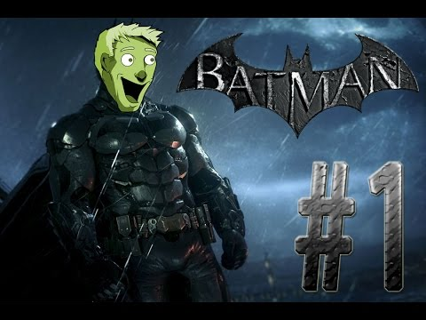 TGH Plays / Lets play Batman: Arkham Knight feat Dennis. #001