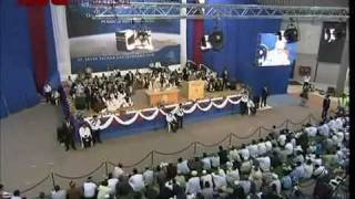 Nazam Concluding Session Jalsa Salana Germany 2010 Part 1