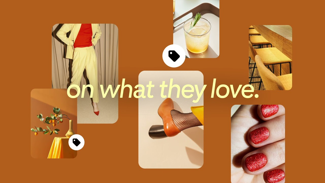 Pinterest Shopping Campaign UK