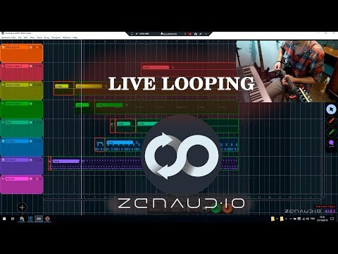 PC Live Looping Tutorials 2. ALK 2 By ZenAudio. Для ленивых
