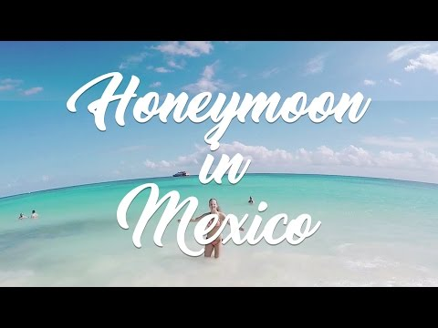 Our Honeymoon in MEXICO: GoPro HD - Riviera Maya
