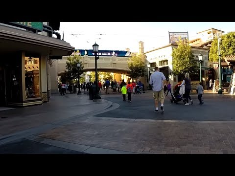 Disney California Adventure Tour Walkthrough All The Park, Disneyland